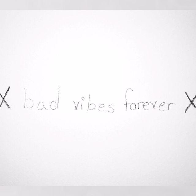 x bad vibes forever x by Khleo | BandLab