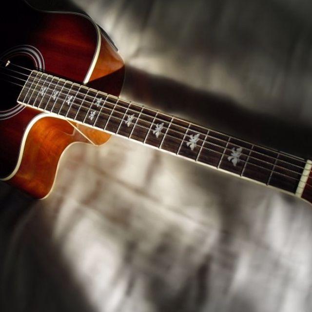 Открытки для гитаристов с днем рождения, летием девушке